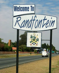 Churches in Randfontein