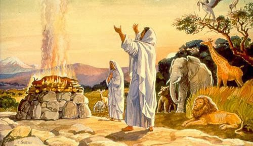 Does God need your burnt offering