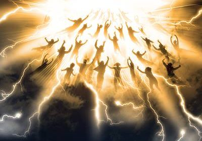 the difference between the rapture and the second coming of Jesus Christ