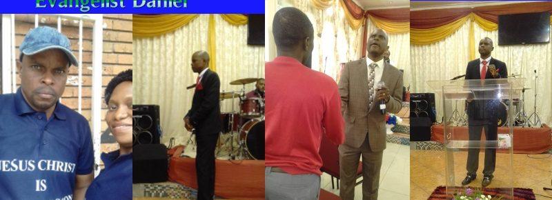 evangelist Daniel